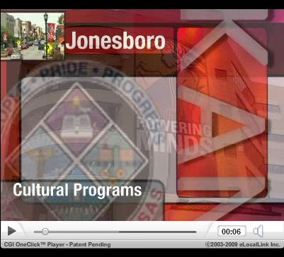 Cultural Programs in Jonesboro AR