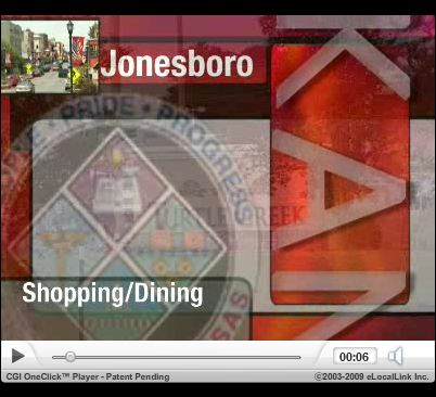 Shopping and Dining in Jonesboro AR