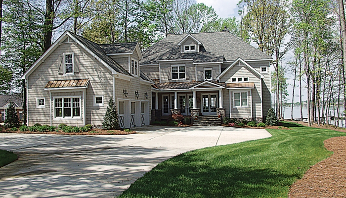 Architectural styles for Craftsman style home builders