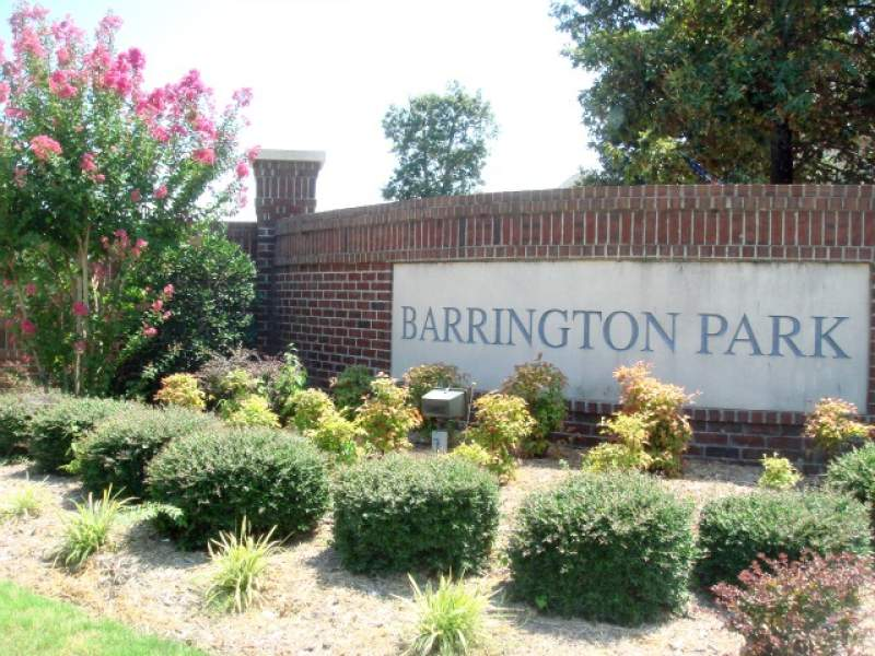 Barrington Park - Phase VI
